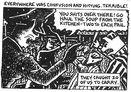 the holocaust survivor testimonies in maus a comic book by art spiegelman Art spiegelman's maus generation holocaust survivor, maus fuses the story of the terrible historical printed text and the presence of comic-book style.
